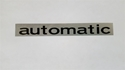 "Picture of D Series ""automatic"" decal"