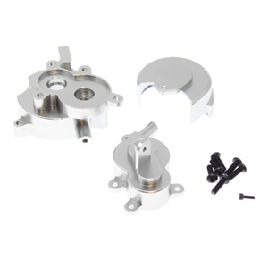 Picture of Redcat Aluminum Transmission Case Housing Set and Gear Cover - RER11401