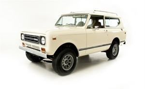 Picture of 1979 Scout II Restoration