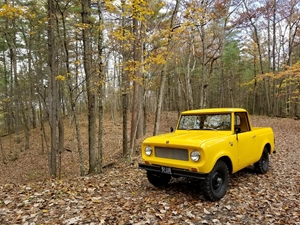 Picture of 1968 Scout 800